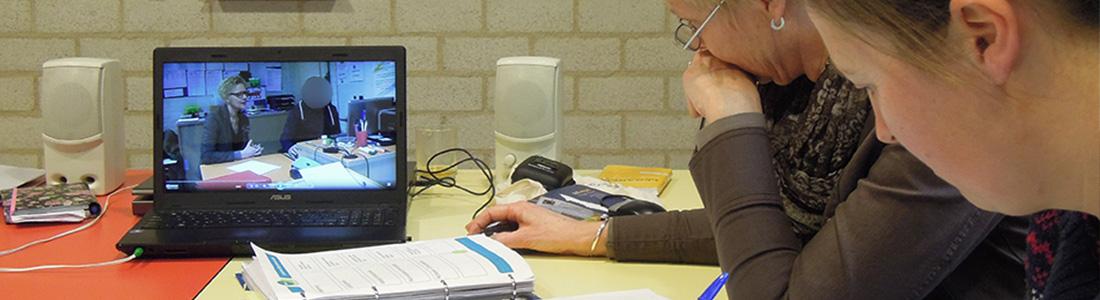 Opleiding beeldbegeleiding, Vincent Klabbers, Hogeschool de Kempel