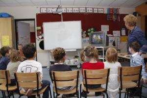 Kijken met kinderen, kleuters, Vincent Klabbers