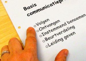 Basiscommunicatie beeldbegeleiding, SVIB