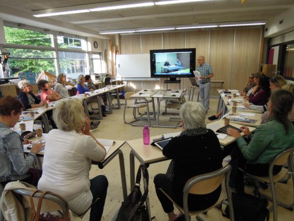 Synchroon coachen, workshop, Vincent Klabbers
